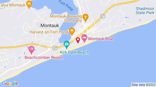 Ocean Surf Resort Map