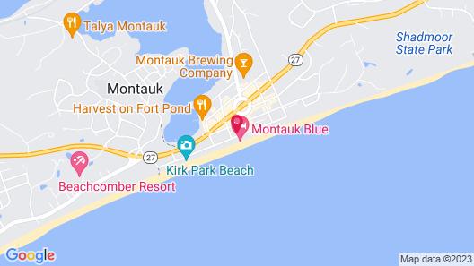 Sole East Beach Map
