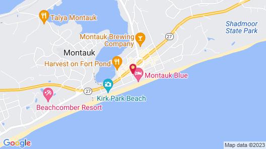 A Wave Inn Map