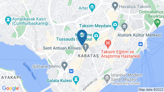 Miapera Map