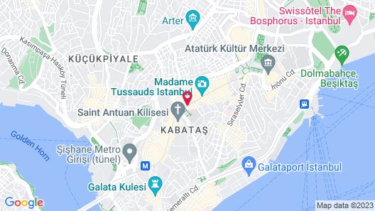 Mr CAS Hotels - Special Class Map