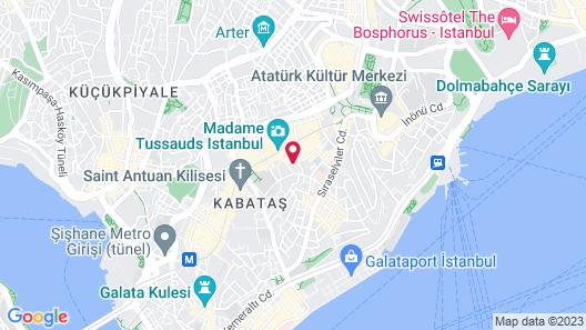 Hotel Next2 Map