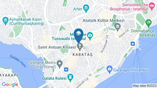 Mien Suites Map