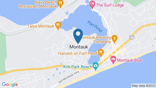 Sole East Resort Map