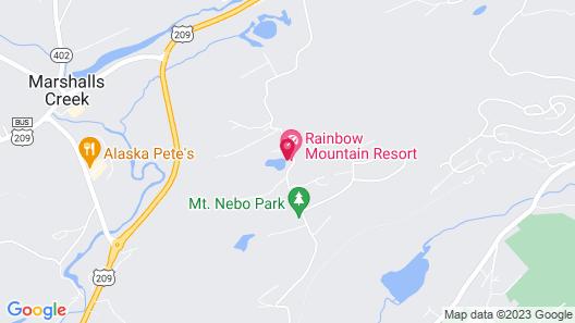 Rainbow Mountain Resort Map