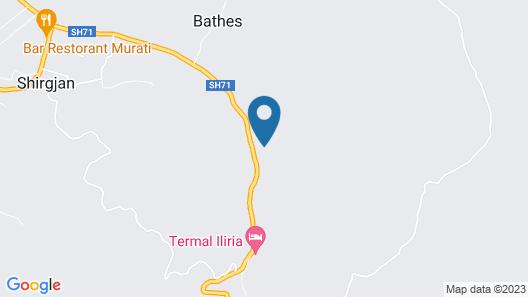 Boci Hotel Map