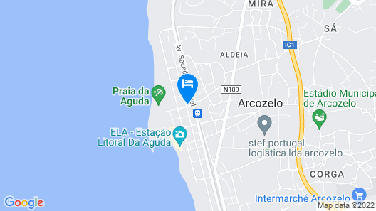 House By the sea in Aguda's Heart Map