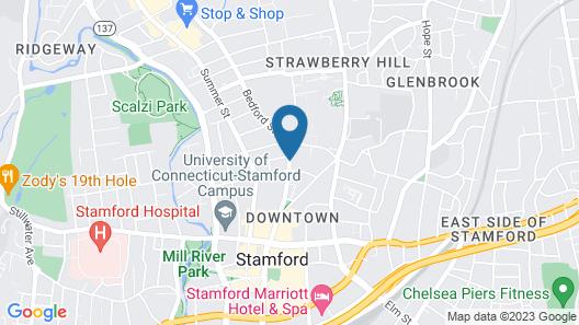 Stamford Suites Map
