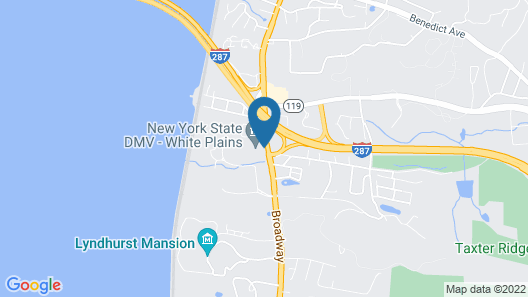 Sleepy Hollow Hotel + Conference Center Map