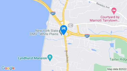 Sleepy Hollow Hotel & Conference Center Map