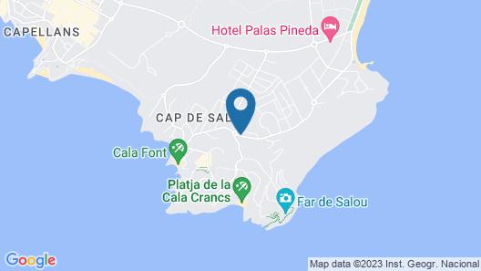 Festival Village Map