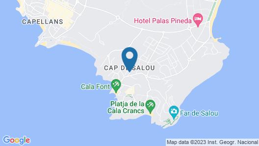 htop Molinos Park Map