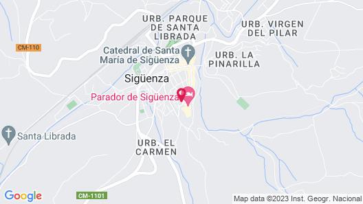 Casa del Castillo Map