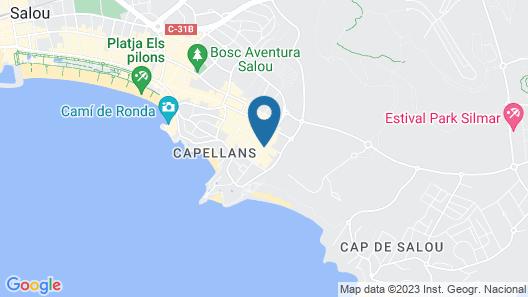 Inter2 Salou Map