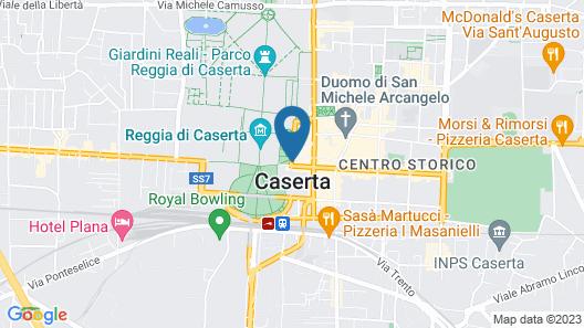L'Insolita Reggia Map