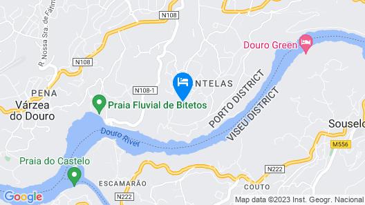 Quinta de VillaSete Map