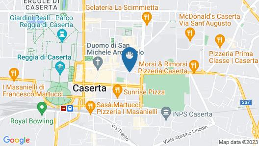 Dimora Paternò Map
