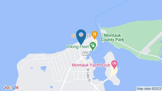 Haven Montauk Map