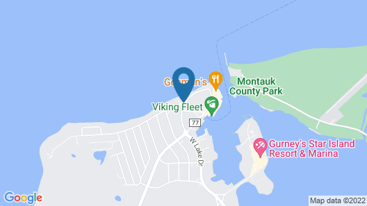 The Montauk Soundview Map