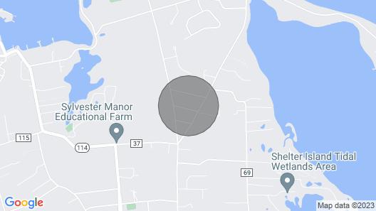Shelter Island Escape Awaits Map