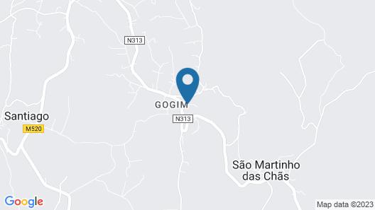 Gojim Casa Rural Map
