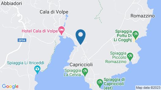 Hotel Nibaru Map
