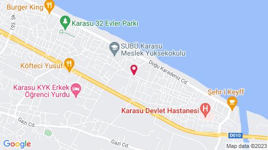 Kocaman apart Map