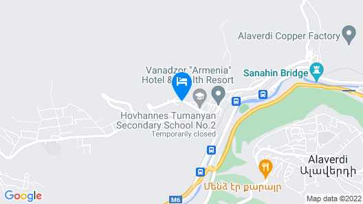 Guest house in Alaverdi - Hostel Map