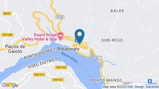 Portovella Map