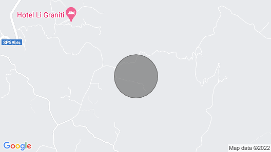 La Silvaredda Map