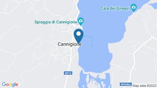 Scugnizza Smeralda Map