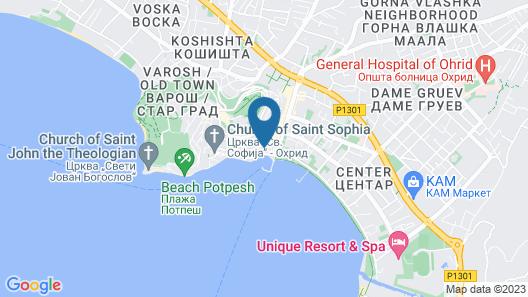 Studios Darija - City Square  Map
