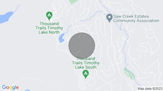 Pocono Getaway/ hot tub Sauna Fire pit Game Room Map