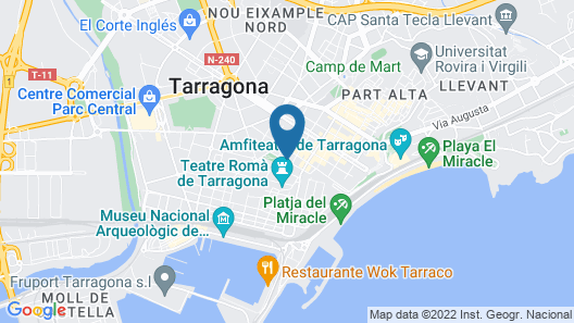 Hotel Pigal Map