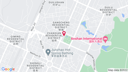 Wuhuan Map