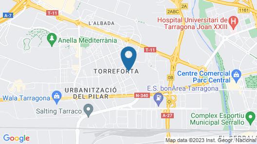 Hotel MR Map