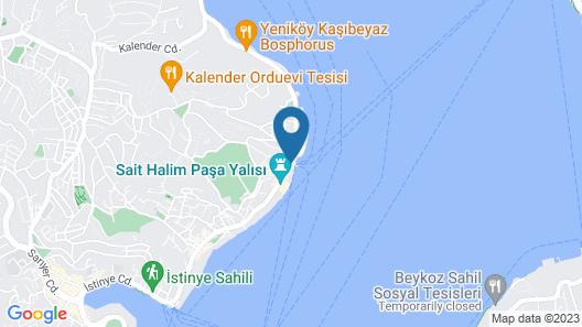 Murat House Map