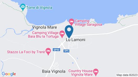 Residence Lu Lamoni Map