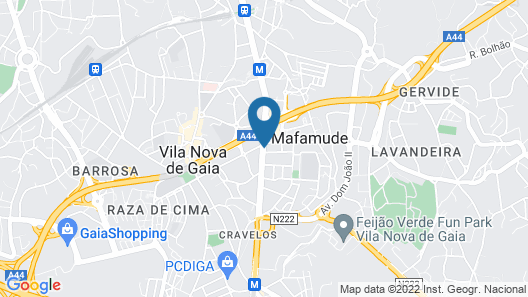 ClipHotel Map