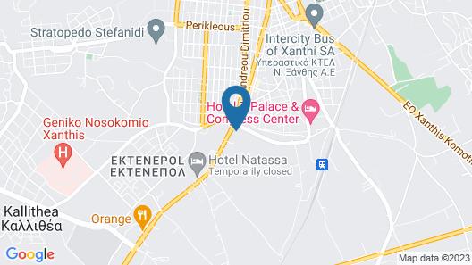 Nestos Map