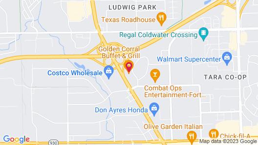 Tru by Hilton Fort Wayne, IN Map