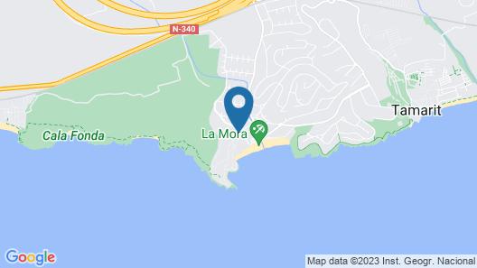 Torre de la Mora Map