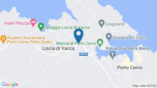 Hotel Balocco Map