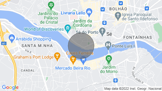 Guestready - Porto de Rio 3.2 Map