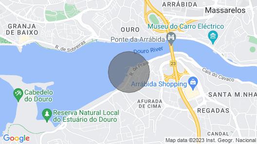 Goldensea Douro Marina  Map