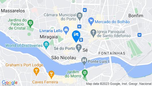 Casa dos Lóios by Shiadu Map