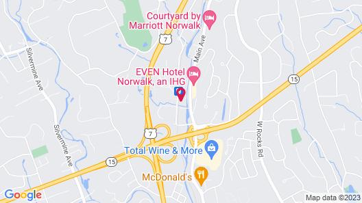 Oakwood at Merritt River Map