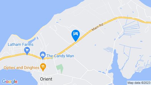 Orient Inn Map