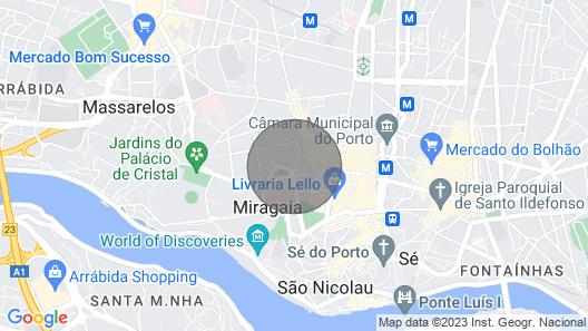 Guestready - Porto Home 5 Map