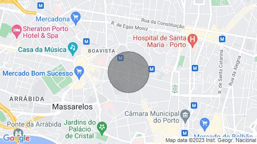 Porto2enjoy - Metro Station Map